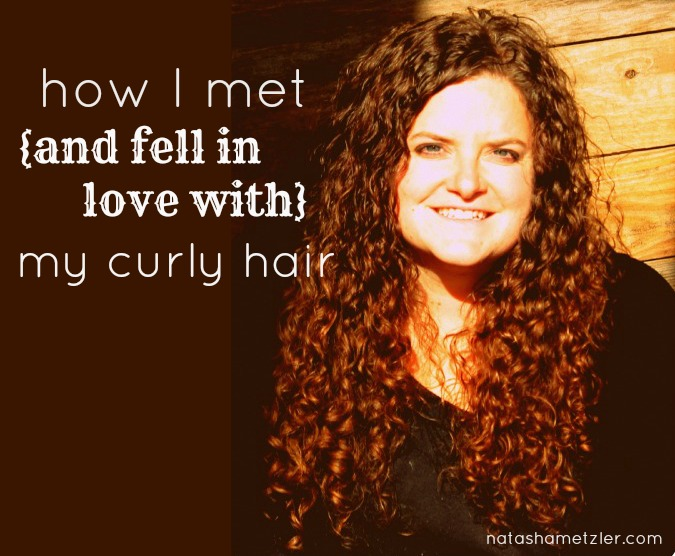 a curly-haired tale
