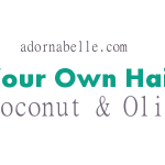 DiY: Olive Oil & Coconut Milk Hair Mask