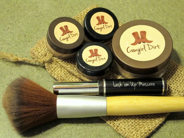 Cowgirl Dirt Mineral Makeup