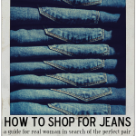How to Shop for Jeans