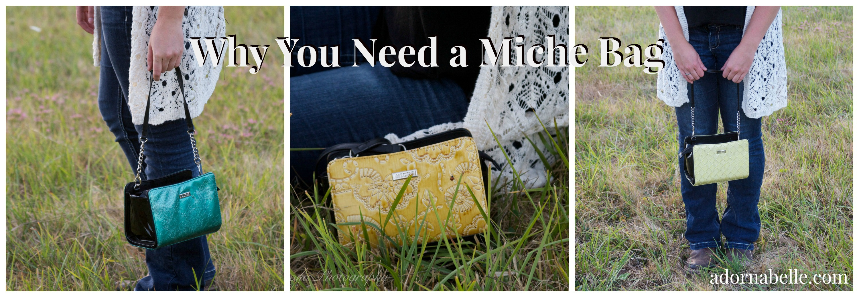 Miche Bags- The Last Purse You'll Need